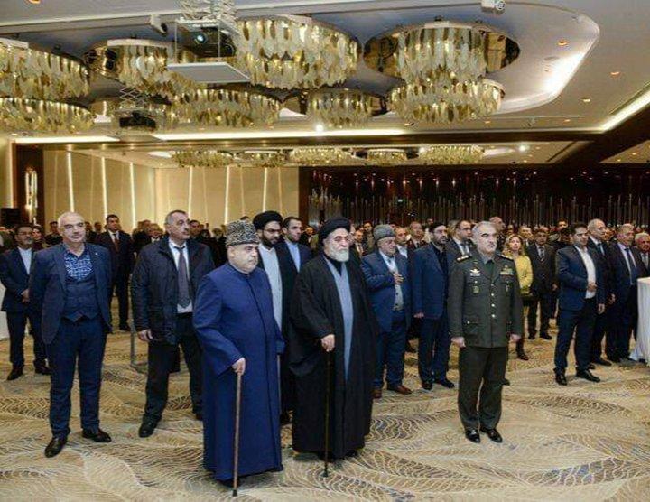 В БАКУ ОТМЕТИЛИ 41 ГОДОВЩИНУ ИСЛАМСКОЙ РЕВОЛЮЦИИ В ИРАНЕ