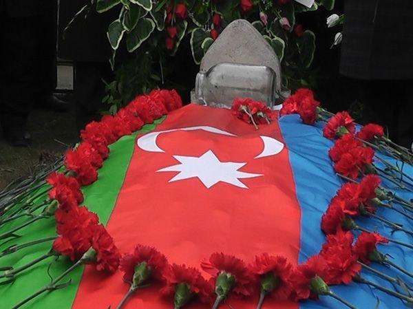 Погиб азербайджанский пограничник