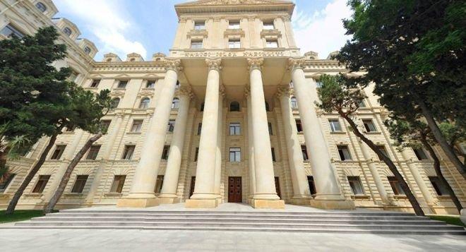 МИД Азербайджана выразил соболезнования Турции