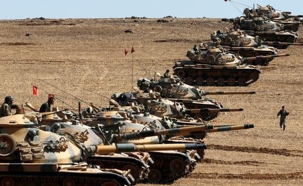 Турция ввязалась в войну – Взгляд из России