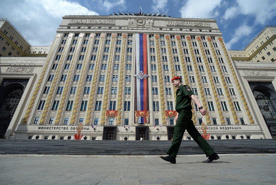 Минобороны РФ об инциденте с турецкими военными