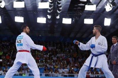 Азербайджанский каратист выиграл золото Премьер-лиги