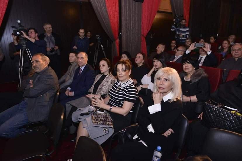 В Доме Кино почтили память Лейлы Бедирбейли