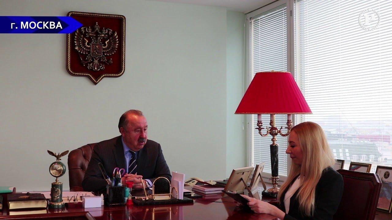 Эксклюзивное интервью PATRIOT TV- Председателя Комитета по делам национальностей Госдумы В.Газзаева