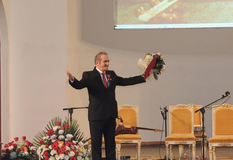 В Филармонии пройдет юбилейный вечер, посвященный юбилею Джанали Акперова