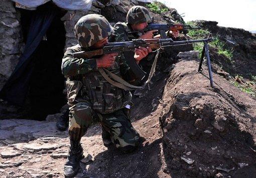 Армения вновь совершила провокацию на границе