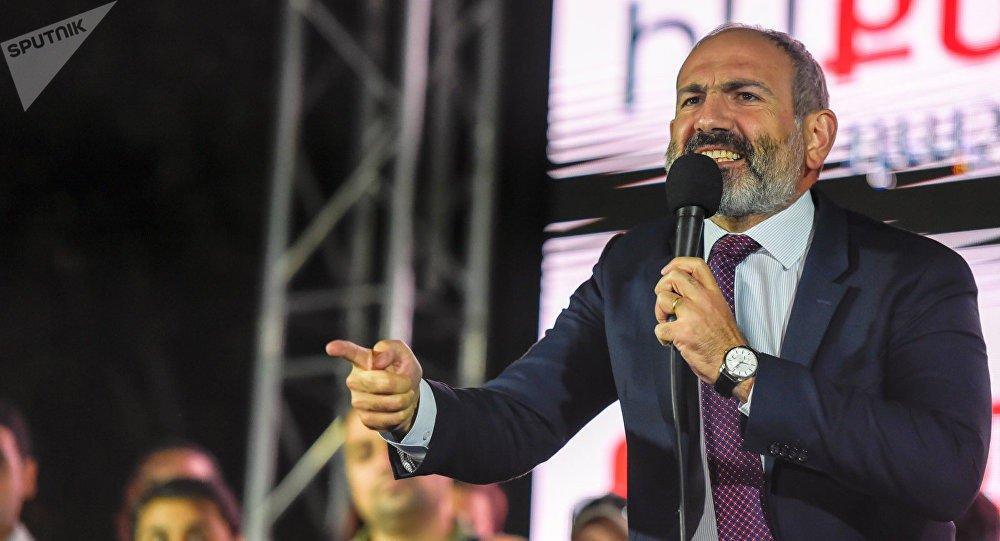 Армянские СМИ: Пашинян читает старые тексты…