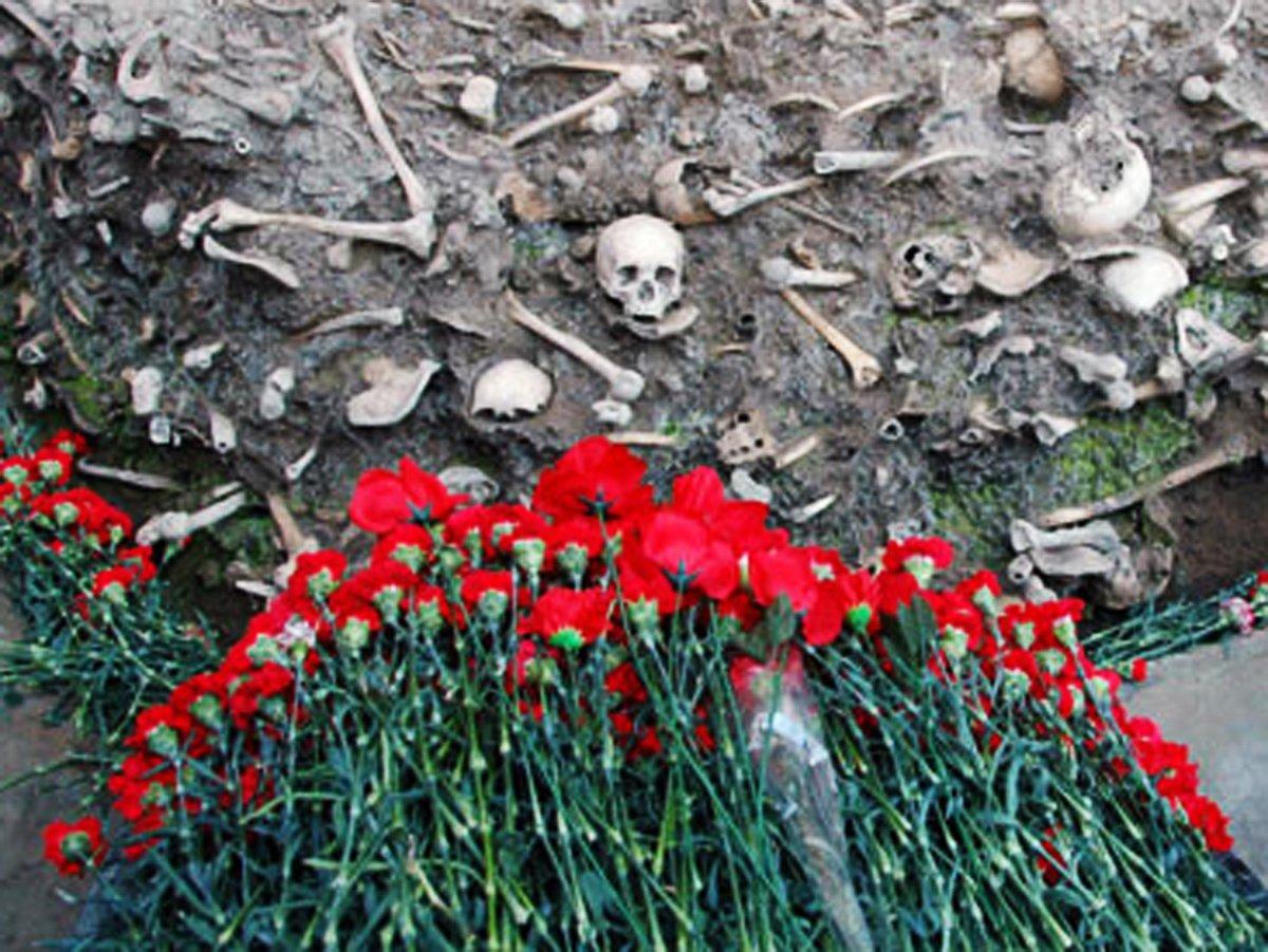 Сегодня День геноцида азербайджанцев