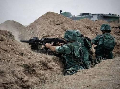 Азербайджанские пограничники вывели из строя армянского офицера-диверсанта