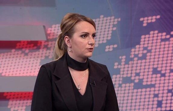 Еревану пора задуматься... Интервью с Анастасией Лавриной