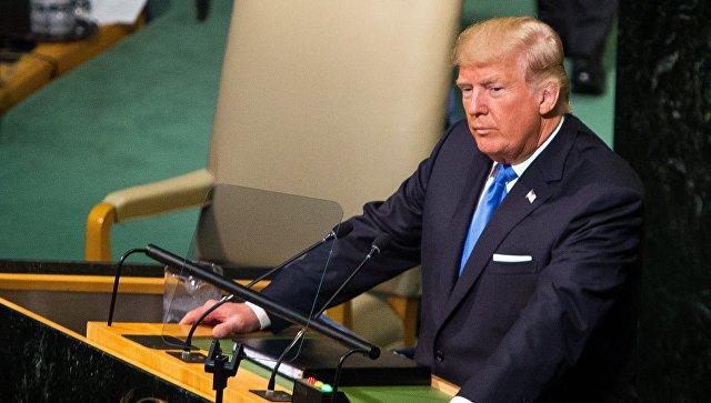 Трамп представил поэтапный план снятия карантина
