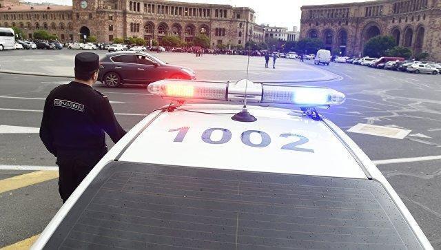 В Армении у полицейских выявлен коронавирус