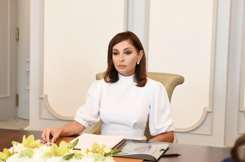 Мехрибан Алиева выразила благодарность Грузии