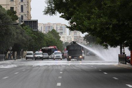 В Баку пройдет очередная масштабная дезинфекция