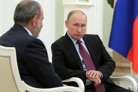 Пашинян объявляет России «информационную войну» и предрекает ей крах