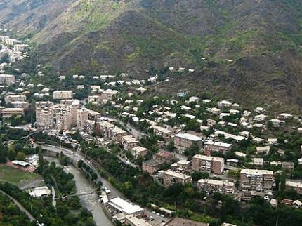 Поэтапный план отторжения Арменией земель соседей: Лори...