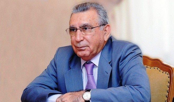 Рамиз Мехтиев вышел в отпуск