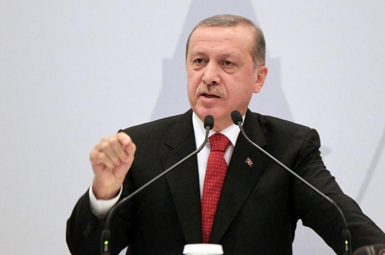 Эрдоган поручил привести ВМФ в боевую готовность