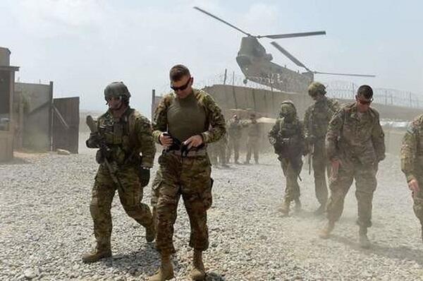 Трамп сокращает войска в Ираке и Афганистане