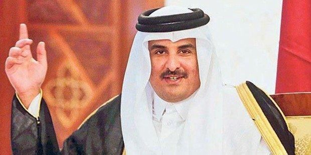 Эмир Катара позвонил Ильхаму Алиеву
