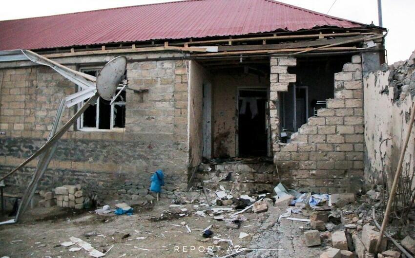 ВС Армении обстреляли Геранбойский район