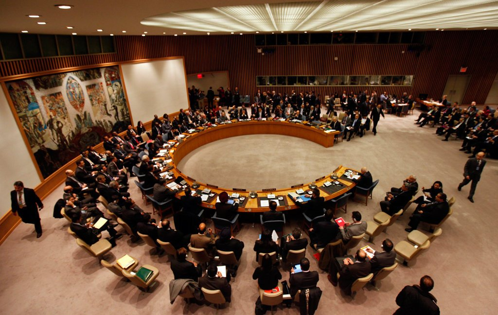 Совбез ООН призвал к прекращению огня в Карабахе