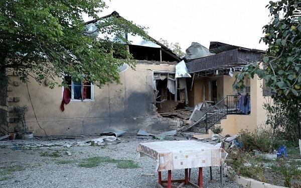 Ранены еще 7 гражданских лиц Азербайджана
