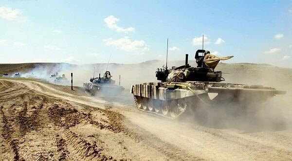 Уничтожено до 2300 военнослужащих врага - МО