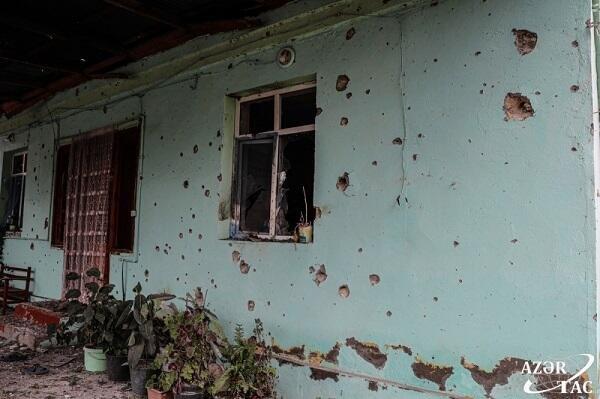 ВС Армении подвергают обстрелу населенные пункты