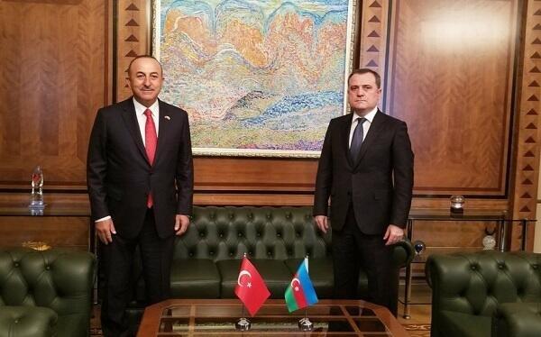 Байрамов и Чавушоглу обсудили Карабах