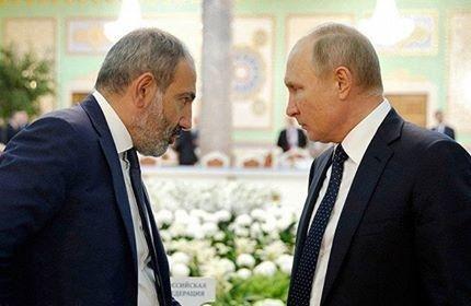 СМИ: Пашинян своими звонками не дает Путину поспать