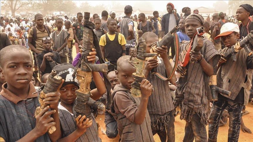 В Нигерии террористы убили 70 фермеров