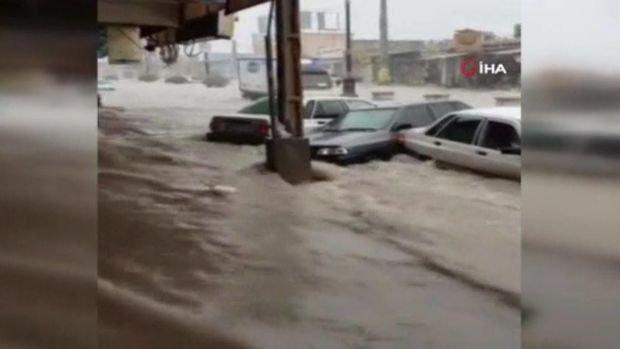 Семь человек погибли в результате наводнений в Иране