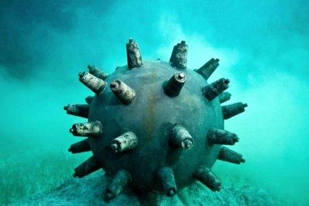 В Красном море обнаружены морские мины
