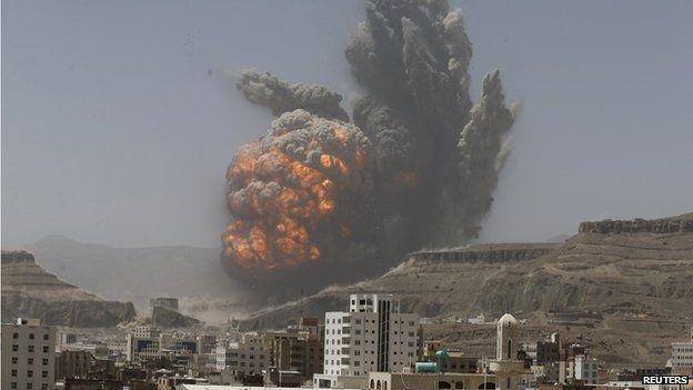 Около 30 человек погибли при атаке на аэропорт Адена