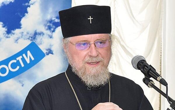Архиепископ Александр: Город Агдам превращен в руины