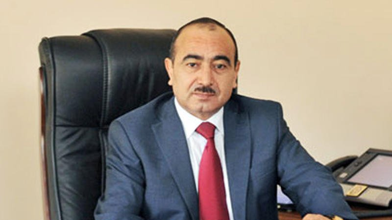 Ликвидируются 6 компаний семьи Али Гасанова