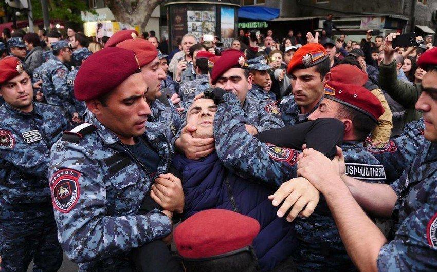 В Ереване состоится акция протеста сторонников Кочаряна