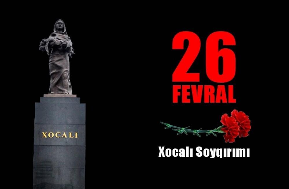 Заявление омбудсмена в связи с Ходжалинским геноцидом