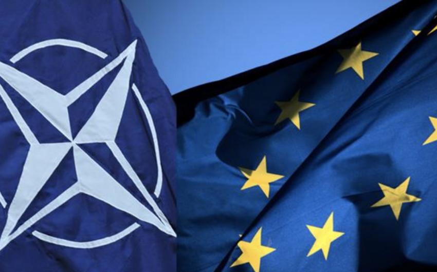НАТО и ЕС выразили обеспокоенность в связи с Грузией