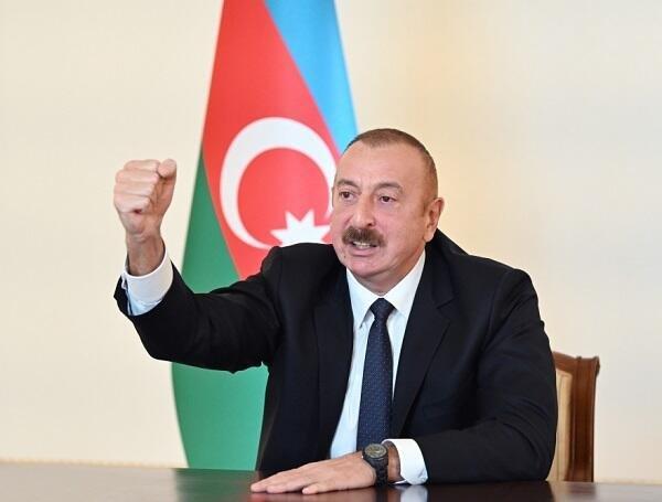 Ильхам Алиев: Началось строительство международного аэропорта в Карабахе