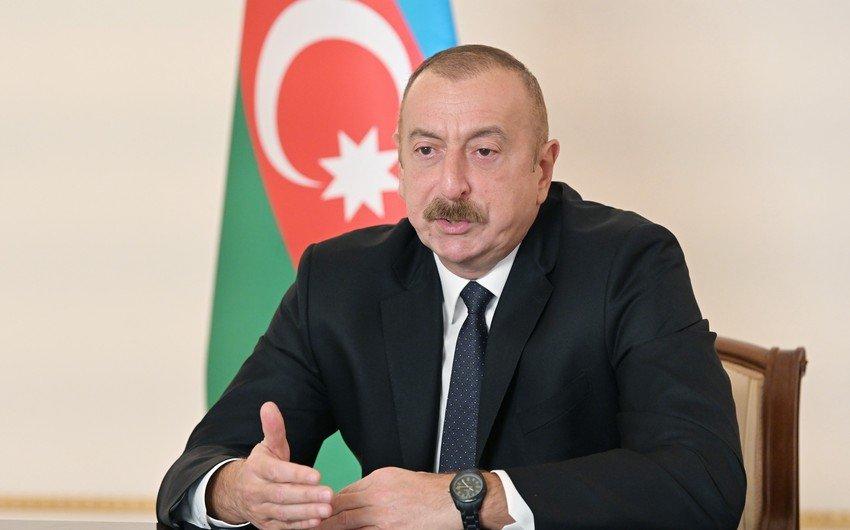 Президент Азербайджана: Армения в очередной раз может потерять исторический шанс