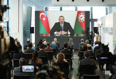 Азербайджан создает «новую реальность» для всего мира - Месседжи Президента Ильхама Алиева