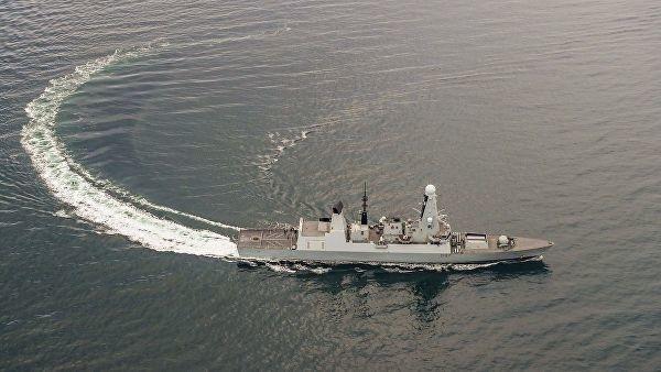 В порт Батуми прибыл отряд кораблей НАТО