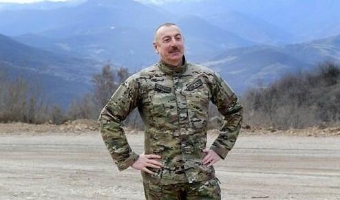 Почему бы нам не вернуться в Ереван - Алиев
