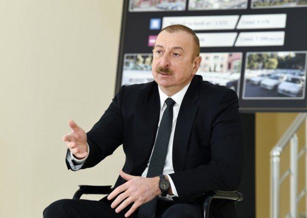 Президент: Мы ждем предложений от Минской группы ОБСЕ
