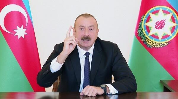 Алиев: Мы с Путиным обсудили вопрос о ракете «Искандер-М»