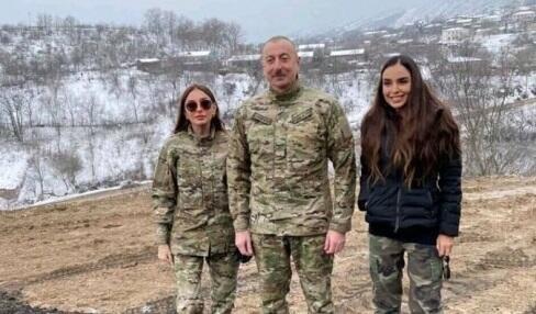 "Выступление президента на фестивале ""Xarıbülbül"" - Полностью"