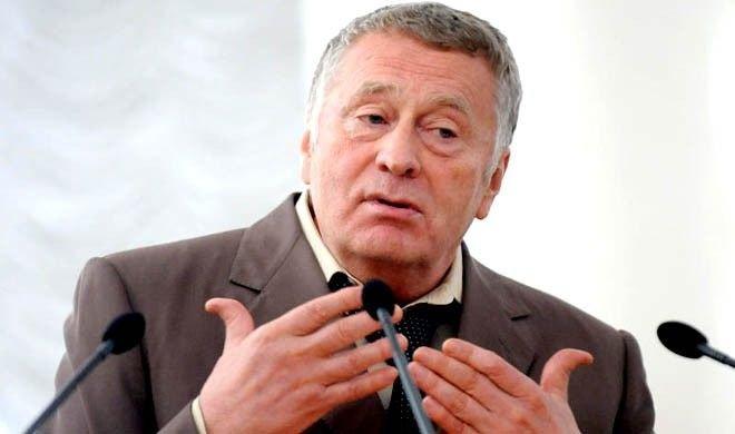 Жириновский захотел уничтожить Германию