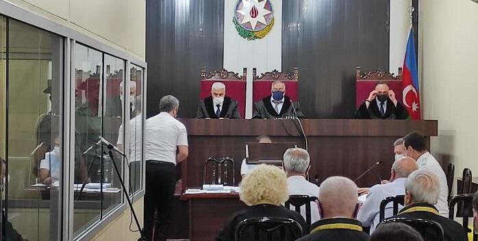 Начался суд над армянскими террористами
